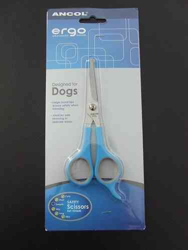 ANCOL - Rounded End Safety Scissors
