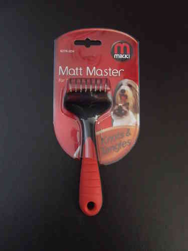 MIKKI - Matt Master for medium - long coats