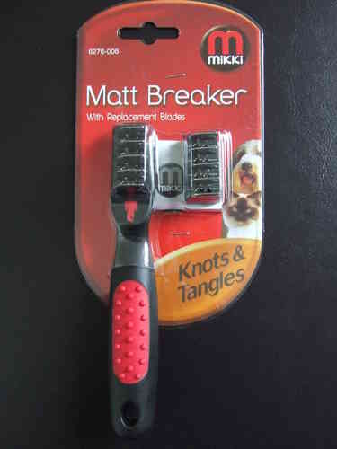 MIKKI - Matt Breaker with Replacement Blades