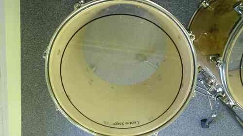 "14"" Floor Tom Double Ply Skin"
