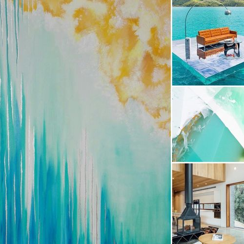 16 Moodboard by Glow World Design