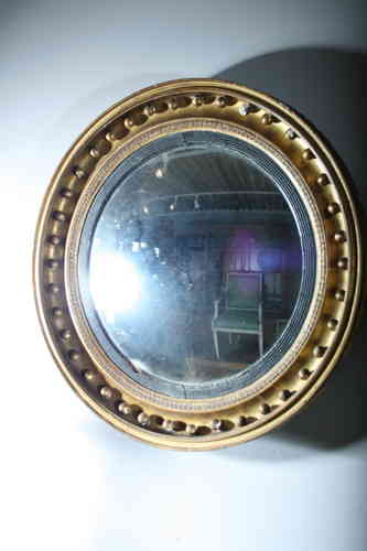 Large convex mirror SOLD