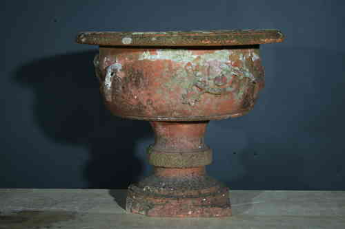 Large 19th century Terracotta Urn SOLD