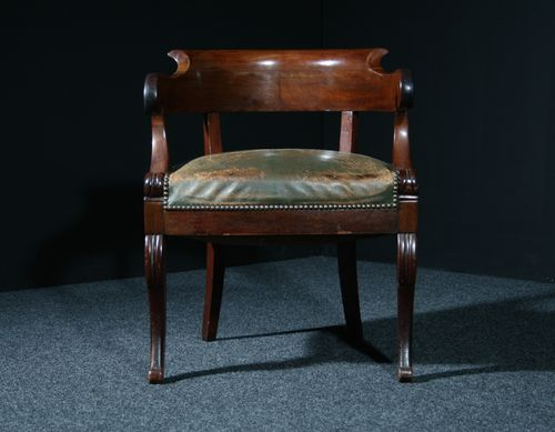 Regency Library Chair SOLD