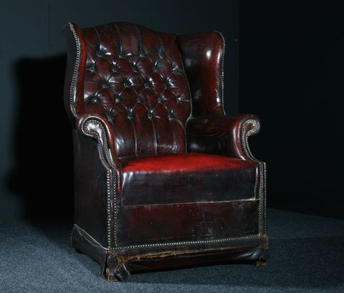 Leather Porter's Chair SOLD