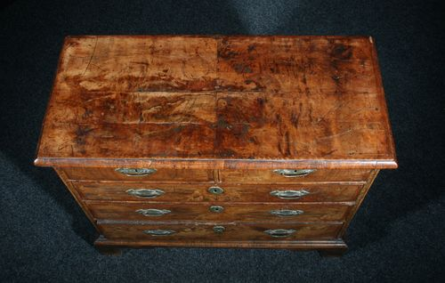 Early Georgian Walnut Chest SOLD