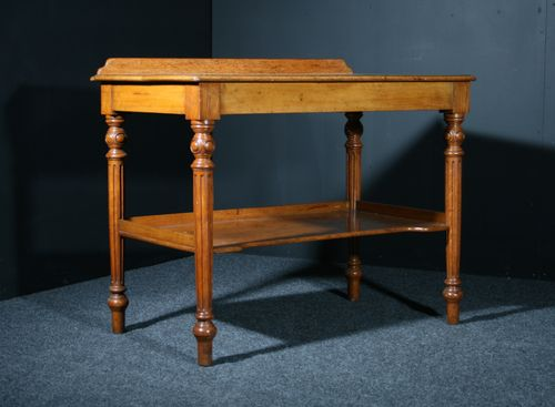Gillows Design Oak Console Table SOLD