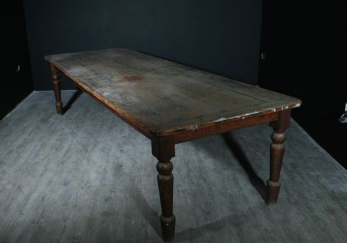 Very Large 19th Century Farmhouse Table SOLD