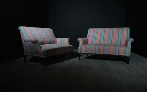 Pair of 19th Century French Sofas SOLD