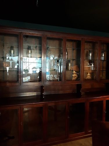 Huge Apothecary Cabinet SOLD