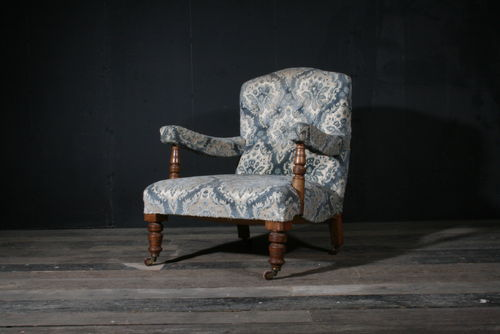 Large English Armchair