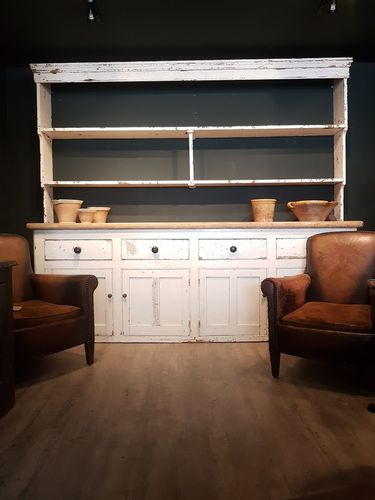 Massive Country House Dresser