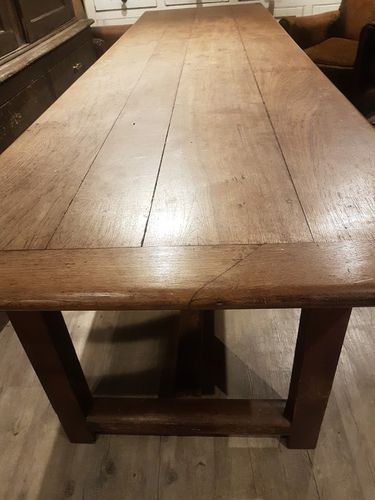 Large Refectory Table