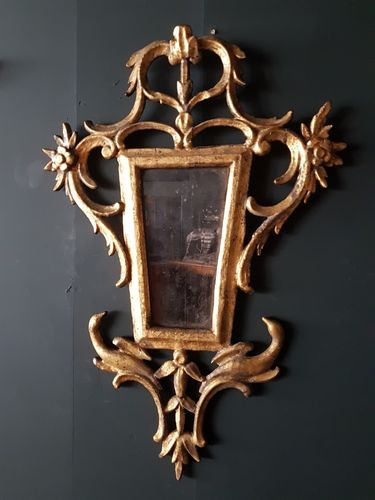 18th Century Wall Mirror