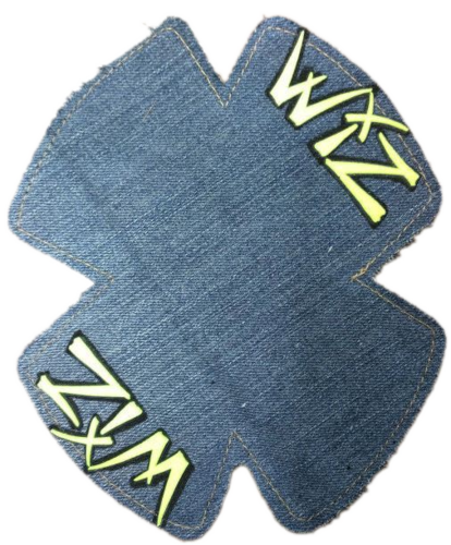 Custom Denim Backings