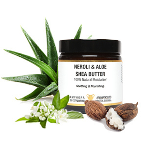 Neroli & Aloe Shea Butter by Amphora Aromatics 120ml