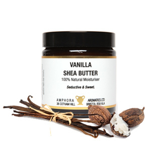 Whipped Vanilla Absolute Shea Butter by Amphora Aromatics 120ml