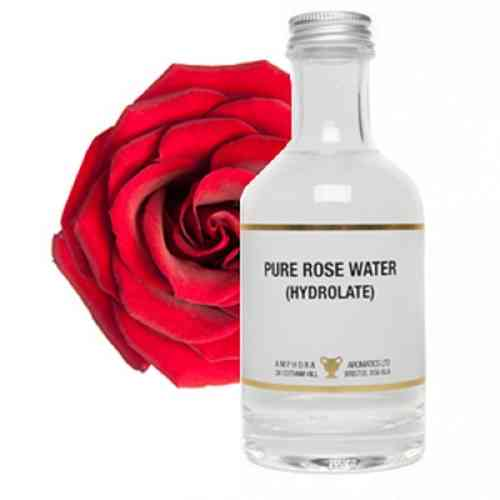 Organic Rose Water (Hydrolate) by Amphora Aromatics
