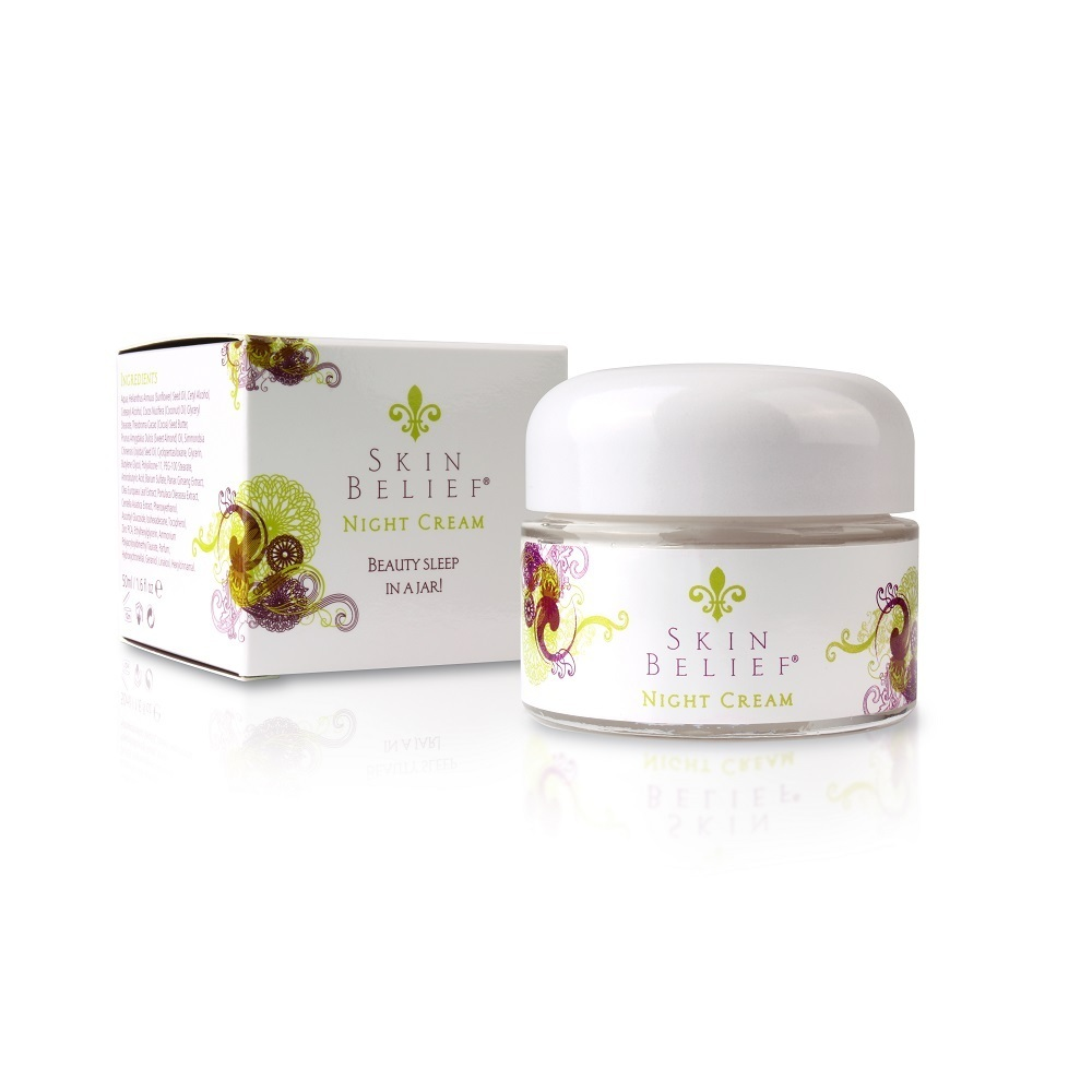 Skin Belief Night Cream
