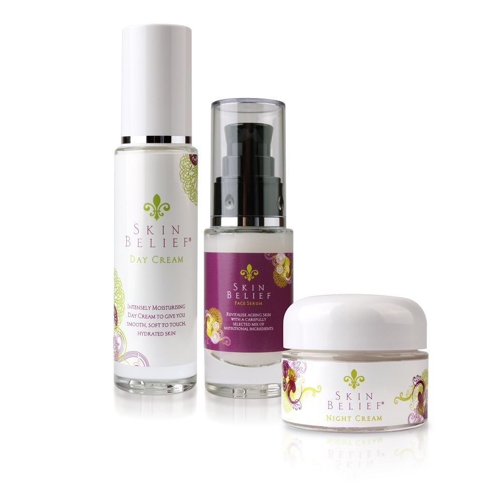 Skin Belief Next Generation Anti-Ageing Trilogy