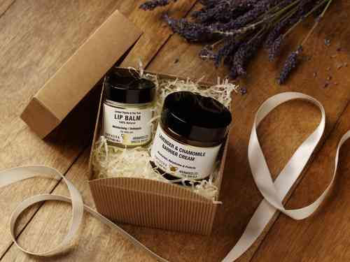 Winter Rescue Gift Box by Amphora Aromatics