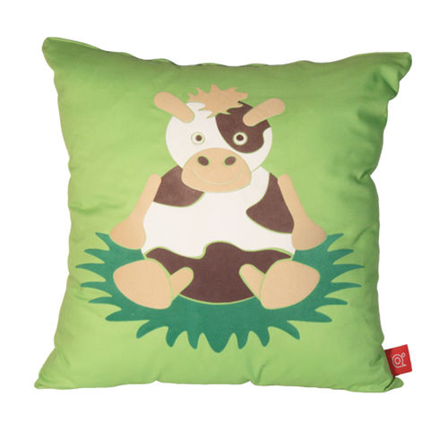 Moody cow moocho grassy ass cushion