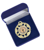 50mm Velour Medal Box