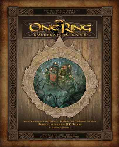 The One Ring Roleplaying Game + PDF
