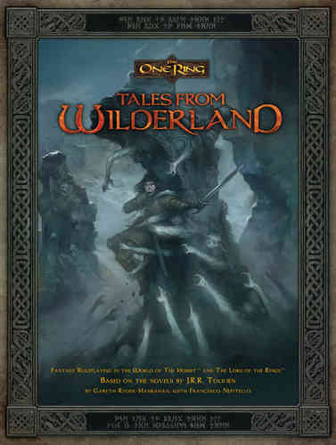 Tales from Wilderland Revised Hardcover + PDF