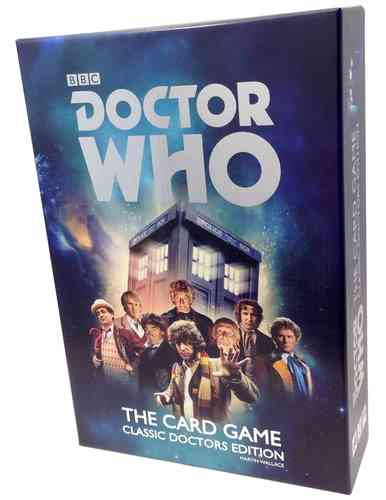 Doctor Who The Card Game - Classic Doctors Edition