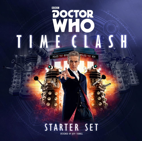 Doctor Who Time Clash Starter Set