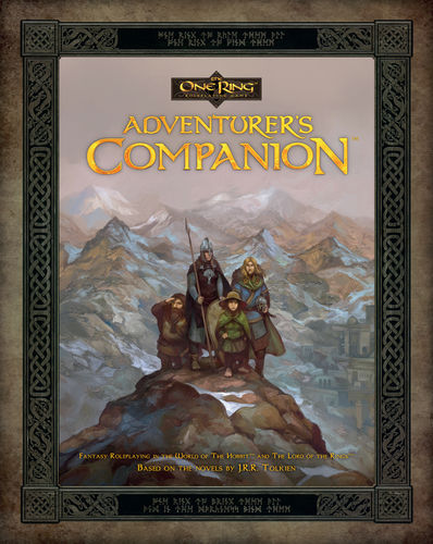 The One Ring: The Adventurers Companion + PDF
