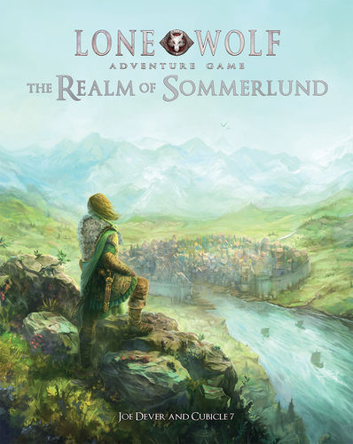 Lone Wolf Adventure Game - The Realm of Sommerlund