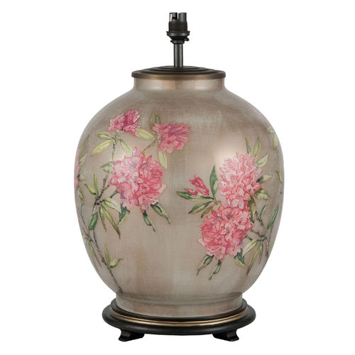Jenny Worrall Lamp Large Flowers