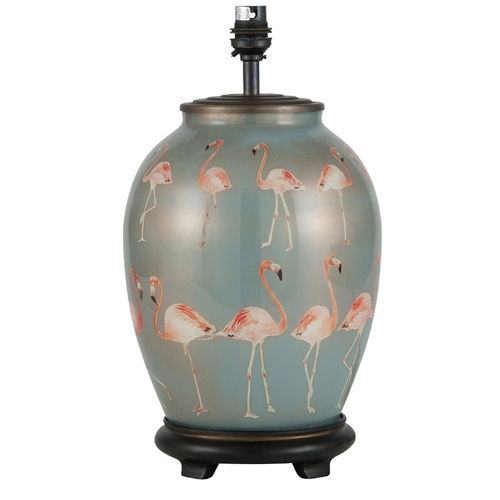 Jenny Worrall Flamingo Med Table Lamp