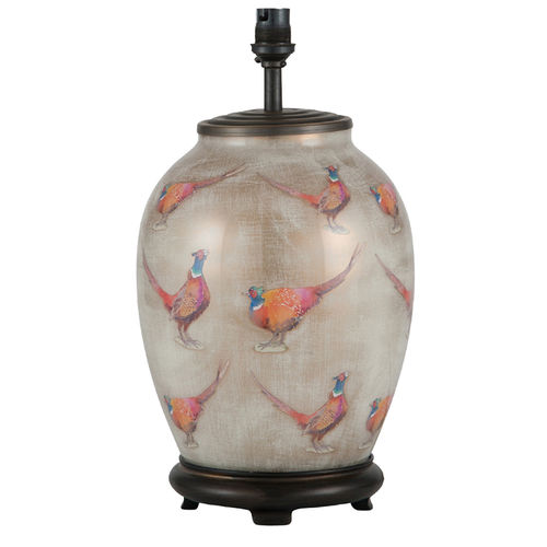 Jenny Worrall Pheasant Table Lamp Base