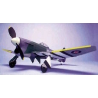 "Hawker Tempest Mk V Kit 523mm 20"" (West Wings) reduced from £22.99 to £13.99 to clear)"