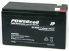 12V-7AMP POWERCELL GEL BATTERY Reduced to clear from £19.99 to £10.00