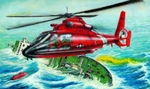 Trumpeter US HH-65A Dolphin 1/48 Scale
