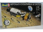 Revell Apollo: Columbia & Eagle 1/96 Scale