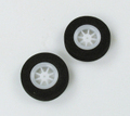 38mm Foam (Sponge) Wheels (Pair) GWS