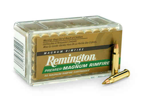 Remington Premier® Gold Box™ Rimfire .17HMR 17gr (50)