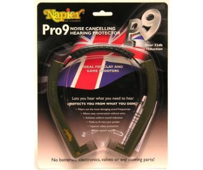 Napier Pro 9 (1097) Pro 9 Noise Cancelling Hearing Protection