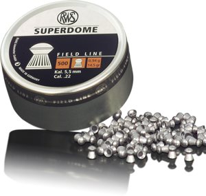RWS Superdome.22 0.94g 5.5mm Pellets (500)
