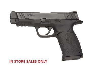 Umarex M&P 45 Black Air Pistol BB