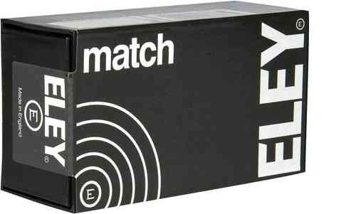 .22 Eley Match 40gr Flat Nose (50)