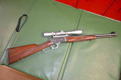 Marlin 1894CSS in .357 Magnum / .38 Special (JM Model) Totally immaculate condition.