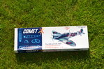 "Comet Supermarine Spifire IX Kit 20"" Wingspan.... Clearance sale. (New in Box)"