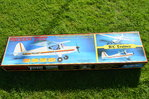 "Precedent T240 94.5"" WIngspan R/C Trainer (New in Box)"