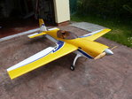 "Closing down clearance sale :- Aeroworks Extra 300 86"" 55cc Ready to Fly (Delivery via arrangment)"